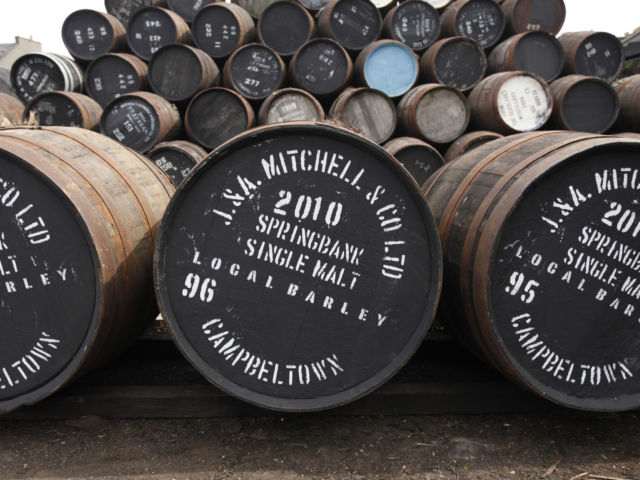 Explore the Kintyre Peninsula and the famous Springbank Distillery in Campbeltown image