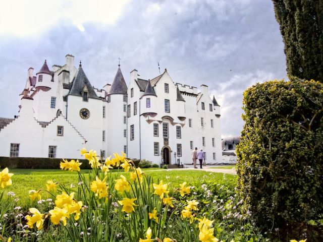 Learn more about the only private army in the United Kingdom at beautiful Blair Castle image