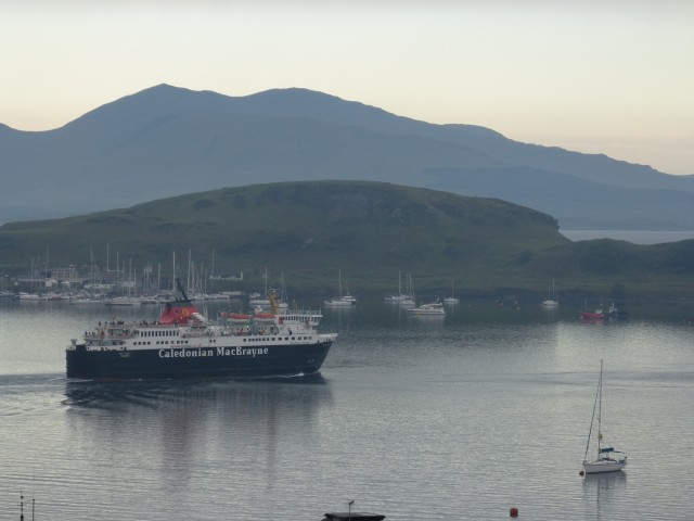 Sail from Oban, the famous 'Gateway to the Isles'  across the Sea of the Hebrides to the Isle of Barra image