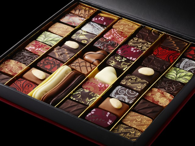 Visit artisan chocolatiers in Highland Perthshire image