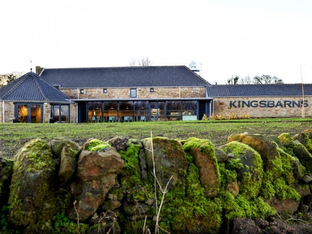 Take a tour at one of Scotland's newest lowland whisky distilleries image