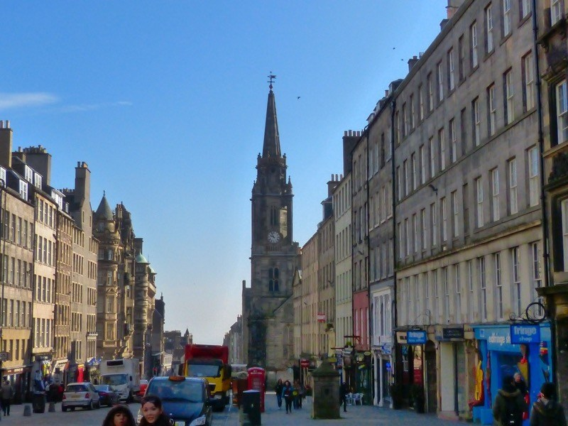 Explore the historic alleyways and cobbled closes of the Royal Mile and the Old Town image