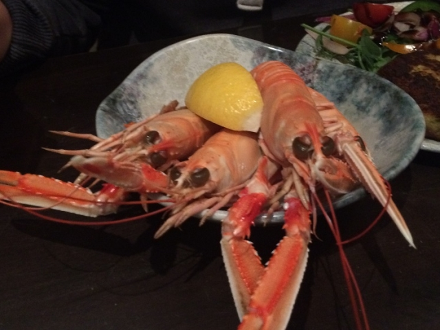 Venture into the wilderness of Wester Ross and stay at a traditional waterside inn serving some of the best langoustine we know image