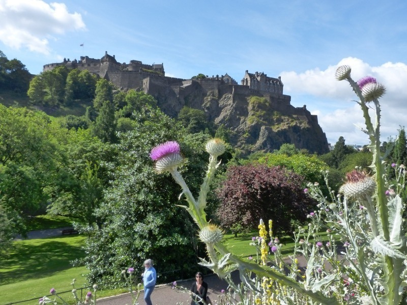 Enjoy a visit to historic Edinburgh Castle in our great capital city image