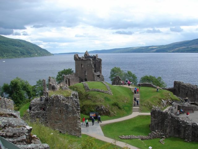 Enjoy time exploring Loch Ness and the historic Urquhart Castle image