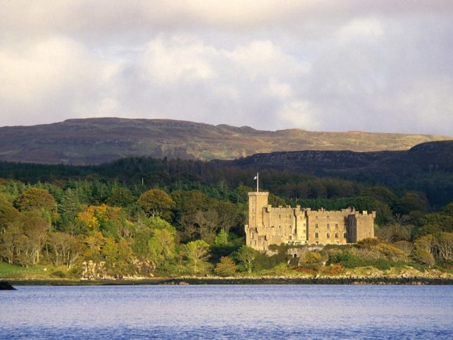 Visit historic Dunvegan Castle in the north of the island, home to the Chief of the Macleod Clan image
