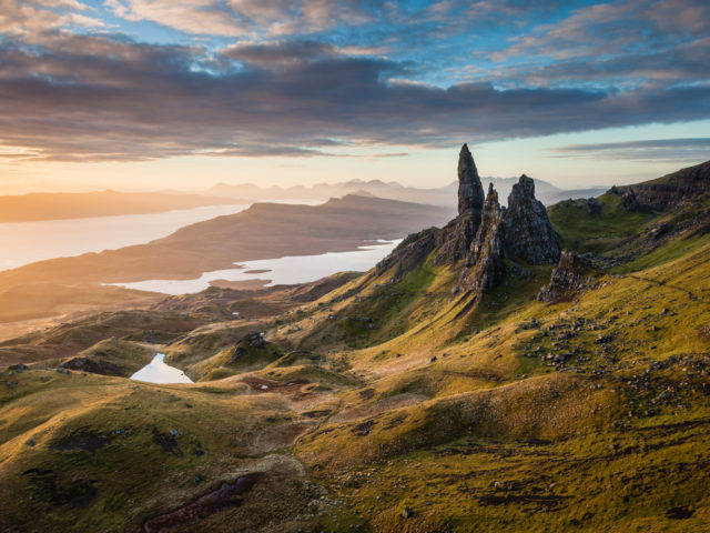 The Old Man of Storr, Skye image