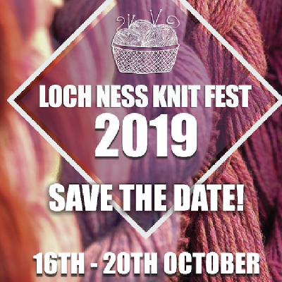Enjoy a celebration of all things knitting and textiles at this wonderful world festival in Inverness image