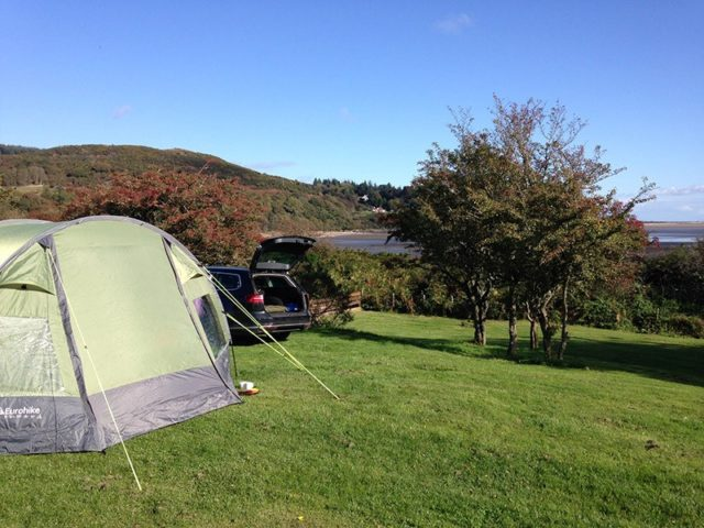 Camping in Scotland – A Few of Our Favourite Pitches